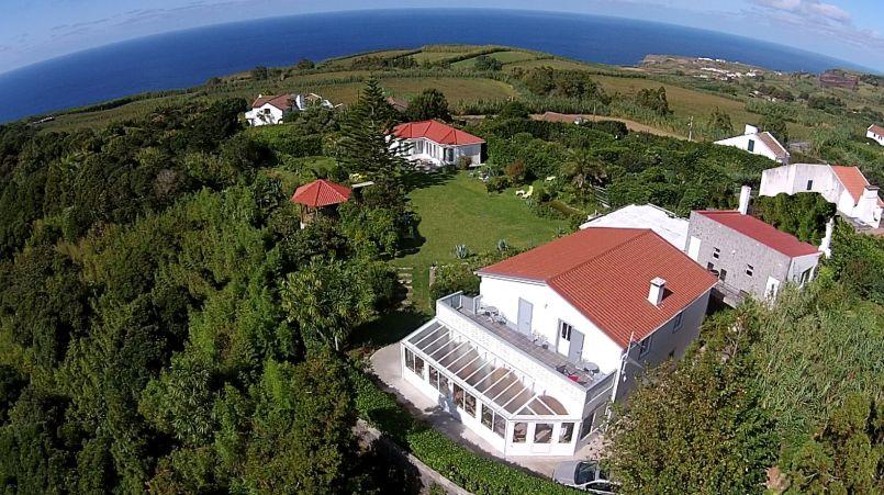 Casa Anneliese auf den Azoren